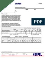 hemple specification sheet