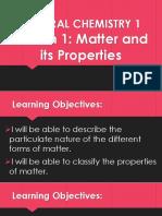 Chemistry 1 - Matter.pptx