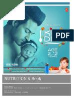 Kids Diet Plan by Guru Mann