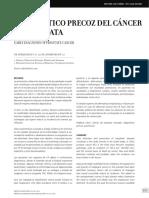 Diagnostico Precoz Del Cancer de Prostata 1-s2.0-s0716864011704503-Main