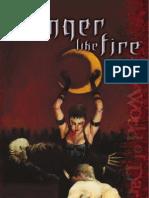 Vampire - The Requiem - Novel 01 - A Hunger Like Fire
