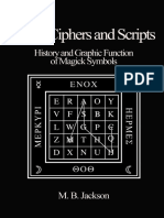 Sigils, Ciphers and Scripts Original