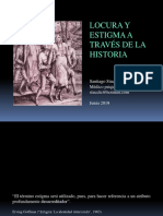Estigma y locura a través de la historia