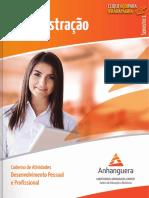 ADM1 Desenvolvimento Pessoal e Profissional