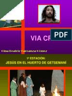 Estaciones Del via Crucis - BEATRIZ GINA