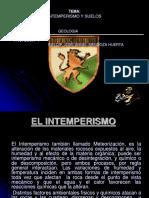 Diapositiva Trabajo Intemperismo y Suelos