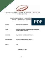 Activ 09los Contratos de Clausula Compromisoria y Arbitral (1)