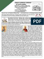 20190630 santa maria parish