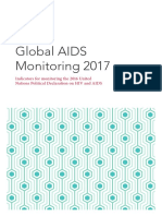 Global AIDS Monitoring 2017