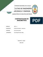 Manometría informe