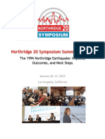 Northridge Symposium