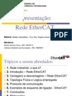 Apresentação - Rede Ethercat