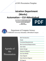 Automation System Pp t
