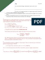 Homework 1 - Solutions
