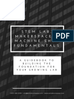 STEM Lab Makerspace Machine Shop Fundamentals Web