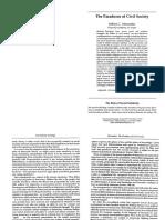 Jeffrey C. Alexander -  Paradoxes of Civil Society