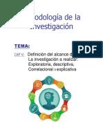 Metodología investigacion