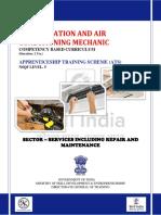 Curriculum RAC Mechanic 21 48