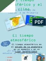 El tiempo atmosférico y el clima.pptx