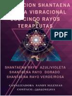 Shantaena Sanacion Vibracional Los Cinco Rayos
