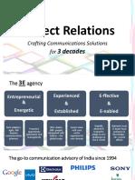 Perfect Relations Credentials June 2019