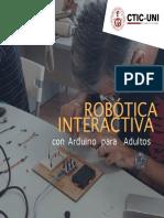 Robotica Para Adultos CTIC UNI 11MAYO2019