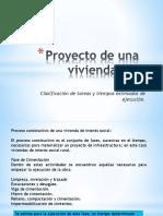 Proyecto de Vivienda Presentacion