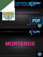3. MORTEROS 19