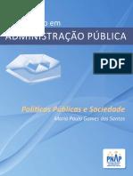 Politicas Publicas e Sociedade 3ed WEB