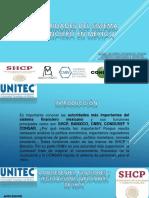 Autoridades Del Sistema Financiero en Mexico