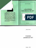 A Bandeira Paraibana de 1817 (Adauto Ramos