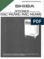 Owners Manual Rac-14uwe Rac-14uwe1