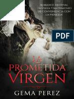 Pérez Gema - La Prometida Virgen