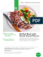 Grilled Beef With Greek Island Flavors (002)