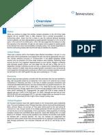 Investec - Global Economic Overview