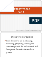 2 Dietary Tools 1