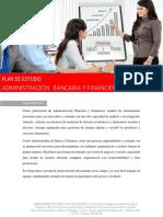 Administrador Bancario y Financiero