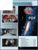 Monografia de Mineria Sostenimiento