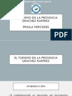 El Turismo en La Provincia Sánchez Ramírez
