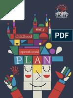 Edney PS Early Childhood Plan