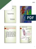 Aula 7 - Proteinas - Função