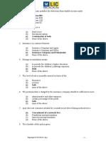 1.History of Life Insurance_1526988426