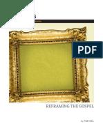 Reframing the Gospel