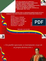 Diapositivas Proyecto Barrio Blanco II