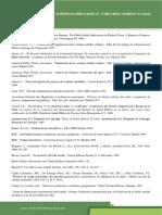 Referencias Bibliograficas Sobre Medio Ambiente Salud 17-04-2019