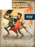 Warhammer Historical Gladiator House Rules v.2.0 Full Color