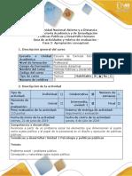 Guía de Actividades y Rúbrica de Evaluación-Fase 2- Apropiación Conceptual