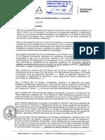 Reglamento General de Grado Academico de Bachiller y Titulo Profesional de Unsa