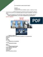 Análisis Volumétrico de Obras Arquitectónicas