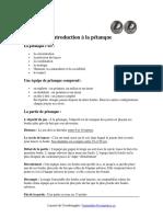 Introduction Petanque